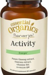 afbeelding Essential Organ Activity puur 60vc